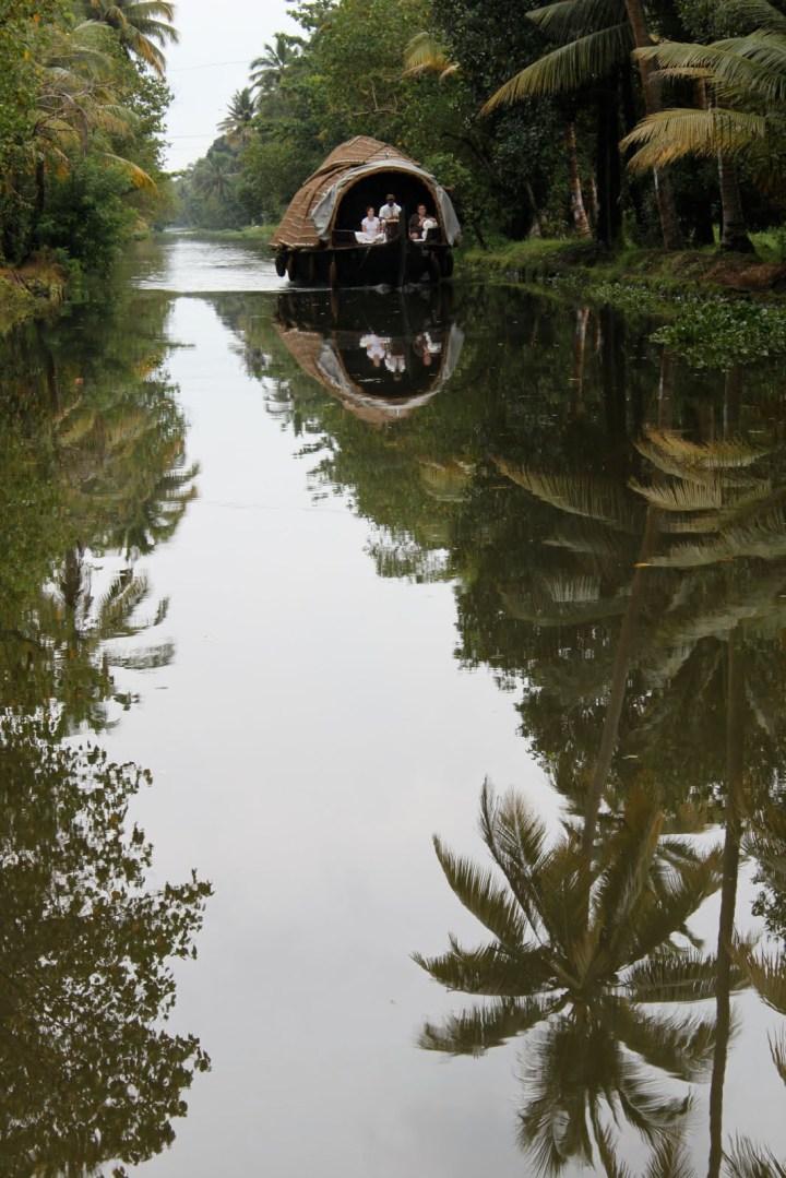 Under a KeralanSun