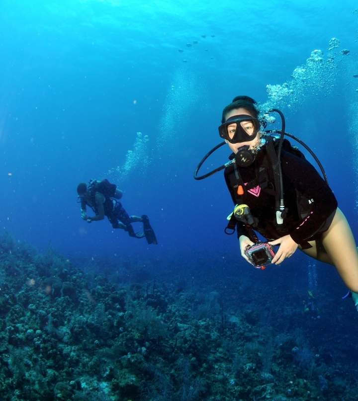 Confession of A Diver: How I Found Awareness Floating In Nothingness
