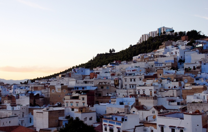 Peacefulness in Chefchaouen and the Rif Mountains