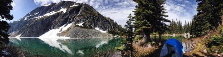 Rohr Lake – Cayoosh Range,BC