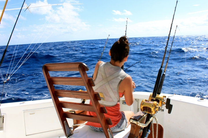 Sportfishing in Grand Cayman