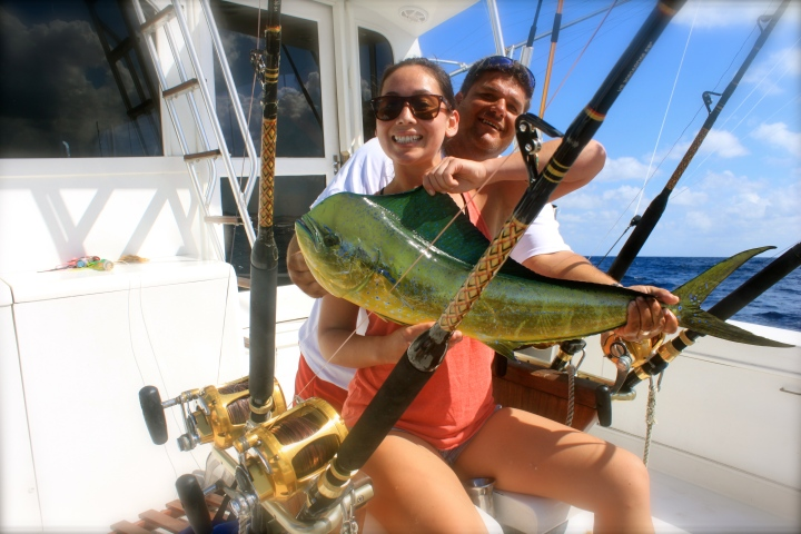 Sportfishing in the Cayman Islands