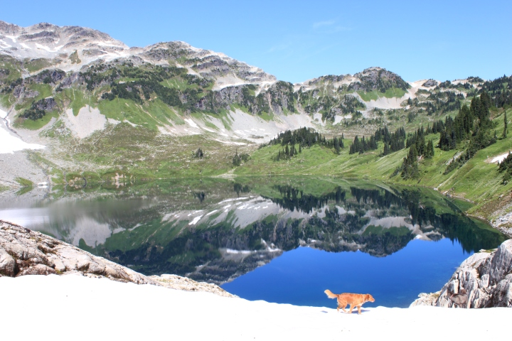 Cirque Lake – Whistler,BC